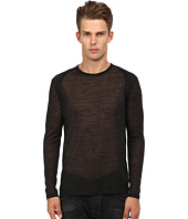 CoSTUME NATIONAL - Motor Panel Shoulders Shirt
