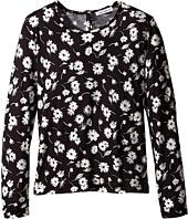 Dolce & Gabbana Kids - City Floral Long T-Shirt (Toddler/Little Kids)