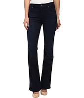 7 For All Mankind - Short Inseam Kimmie Bootcut in Slim Illusion Luxe Rich Blue