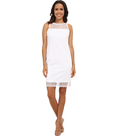 rsvp - Short Lace Sheath Thank Dress
