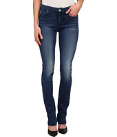 7 For All Mankind - Kimmie Straight Leg in Slim Illusion Luxe Medium Heritage