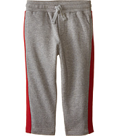 Dolce & Gabbana Kids - Side Stripe Sweatpants (Toddler/Little Kids)