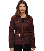 Vince Camuto - Belted Quilted Jacket J8021