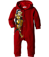 Dolce & Gabbana Kids - King Hooded One-Piece (Infant)
