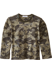 Dolce & Gabbana Kids - Camo Long Sleeve T-Shirt (Infant)