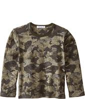 Dolce & Gabbana Kids - Camo Long Sleeve T-Shirt (Infant)