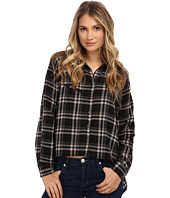 Blank NYC - Plaid Asymmetrical Shirt