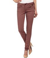 Mavi Jeans - Alexa in Deep Mauve Gold Sateen