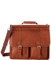 Kenneth Cole Reaction - Mind Your Own Business Colombian Leather Flapover 15