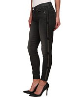 Hudson - Luna Skinny Black Wash Jeans in Atlas