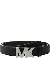 Michael Kors - Box Sets Cross Grain Leather 4-in-1 Belt Box Set