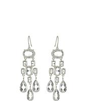 LAUREN Ralph Lauren - Faceted Stones Chandelier Earrings