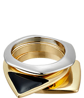 Sam Edelman - Geo Stack Rings
