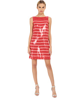 Kate Spade New York - Sleeveless Sequin Stripe Dress