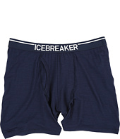 Icebreaker - Anatomica Long Boxer w/ Fly