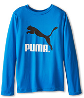 Puma Kids - No.1 Long Sleeve Logo Tee (Little Kids)