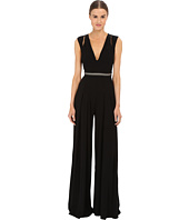 Just Cavalli - Solid Jersey T-Back Jumpsuit