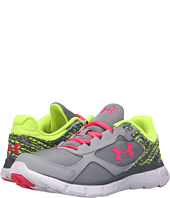Under Armour Kids - UA GGS Micro G™ Velocity RN GR (Big Kid)
