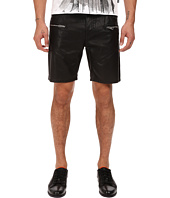 Just Cavalli - Coated Zipper Pocket Shorts