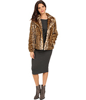 Via Spiga - Faux Fur Jacket