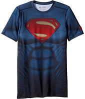 Under Armour Kids - Superman Suit Short Sleeve (Big Kids)