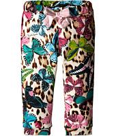 Roberto Cavalli Kids - Track Pants w/ Butterfly Print (Infant)