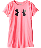 Under Armour Kids - Solid Big Logo Short Sleeve Tee (Big Kids)