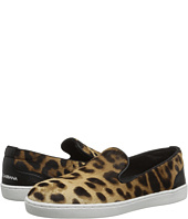 Dolce & Gabbana Kids - Leopard Slip-On Sneaker (Little Kid)
