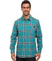 adidas Outdoor - All Outdoor Checker Moss Long Sleeve Shirt