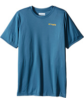 Columbia Kids - PFG Stacked Scales™ Graphic Tee (Little Kids/Big Kids)