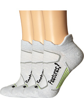 Feetures - Elite Merino+ Light Cushion No Show Tab 3-Pair Pack