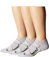 Feetures - Elite Merino+ Ultra Light No Show Tab 3-Pair Pack