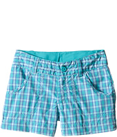 Columbia Kids - Silver Ridge™ Plaid Shorts (Little Kids/Big Kids)