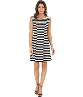 Karen Kane - Inverted Stripe Dress