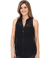 Roper - 0352 All Over Lace Sleeveless Blouse