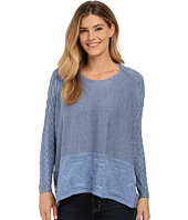 NIC+ZOE - Cozy Stitched Top