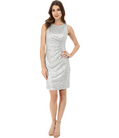 Calvin Klein - Sheath with Side Ruching Dress
