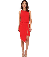 Calvin Klein - Sleeveless Asymmetrical Dress