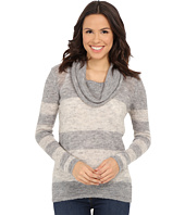 Mavi Jeans - Cowel Neck Color Blocking Sweater