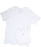 Calvin Klein Underwear - Short Sleeve Cotton Classic Slim Fit V-Neck 3-Pack