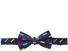 Classic Batman Multicolor Silk Bow Tie (Toddler/Little Kid/Big Kid)