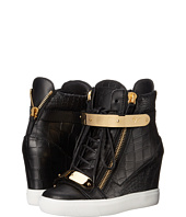 Giuseppe Zanotti - Print Wedge with Ankle Band