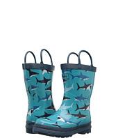 Hatley Kids - Great White Sharks Rainboots (Toddler/Little Kid)