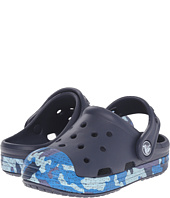 Crocs Kids - Bump It Camo Clog (Toddler/Little Kid)