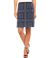 Nanette Lepore - Patchwork Mini Skirt