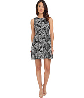 Calvin Klein - Lace Scuba Fit & Flare Dress CD5M8R8Y