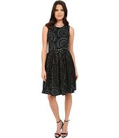 Calvin Klein - Sleeveless Scuba Belted Dress CD5M2753