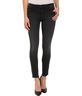 Hudson - Luna Mid-Rise Ankle Super Skinny Insert in Cosmonaut Grey