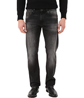 Mavi Jeans - Zach Regular Rise Straight in Smoke Used Williamsburg