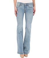 Free People - Gummy Denim Clean Mid Rise Flare